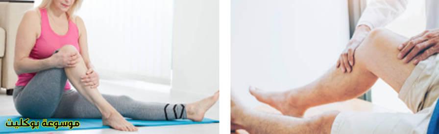 تمارين علاج خشونة الركبة التأهيلية في المنزل