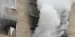 انفجار الخيمكي في موسكو
