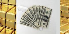 علاقة الدولار بالذهب والنفط