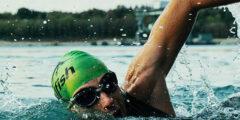 عمل وحدة تدريبية للسباحة
